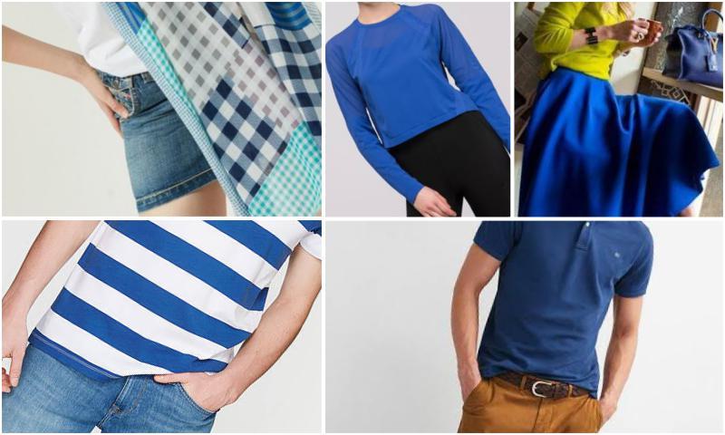 Mavi T Shirt Altına Ne Giyilir