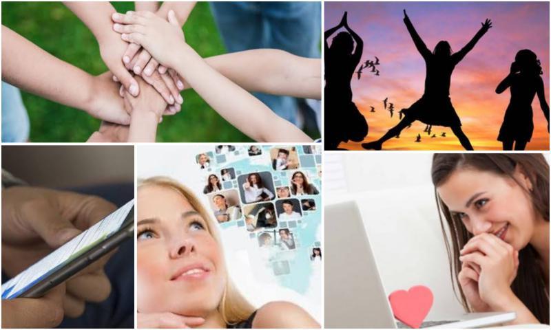 Arkadaşlık Ve Daha Fazlası Sosyal Platformda