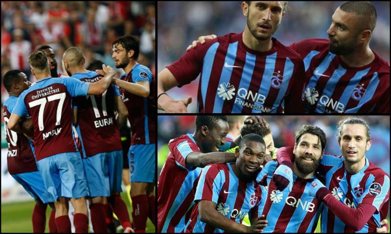 Trabzonspor'un farkı