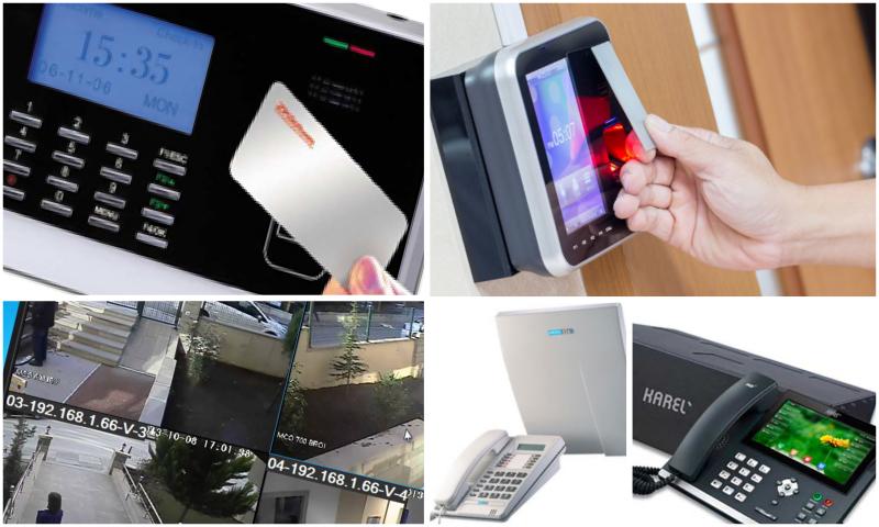 Ev Tipi Alarm Sistemlerinin Özellikleri