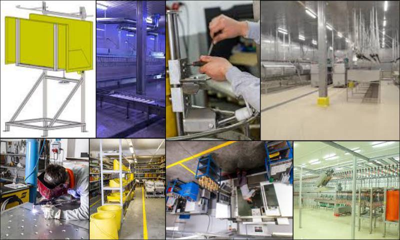 Kanatlı Eti Üretiminde Teknolojinin Önemi