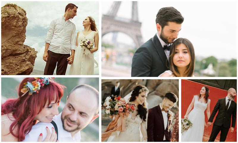 Profesyonel Belgesel Düğün Fotoğrafçısı