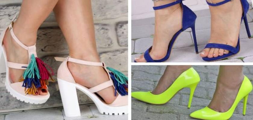 2017 Bayan Ayakkabı Modelleri