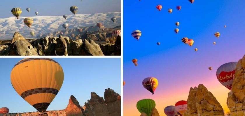 Kapadokya Gezi ve Balon Turları