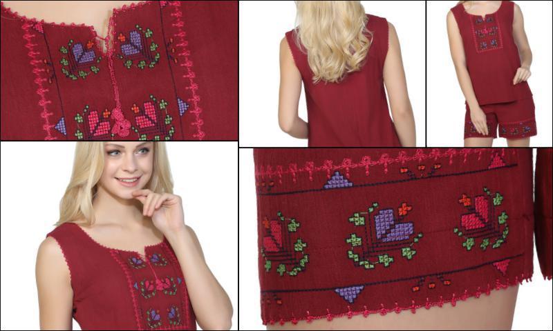Şile Bezi Elbise Rahat Mıdır