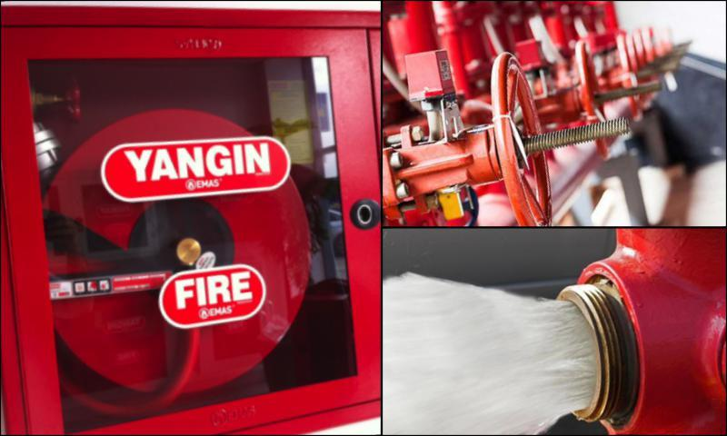 Yangın Dolapları Neden Gerekli
