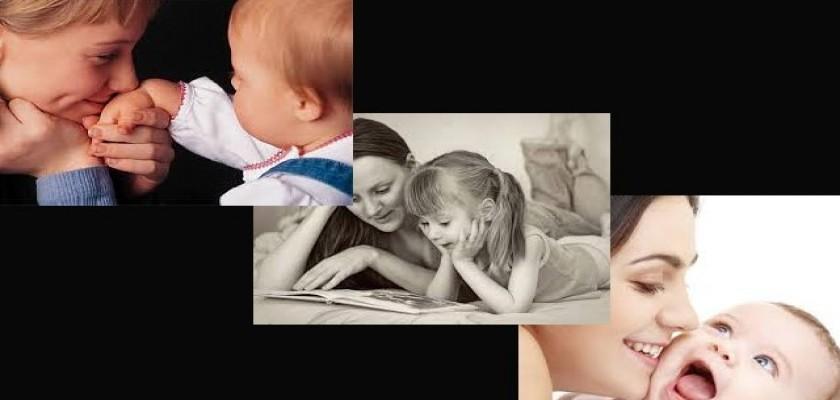 Anne Ve Çocuklar İçin Kaliteli Vakit Geçirme Yöntemleri