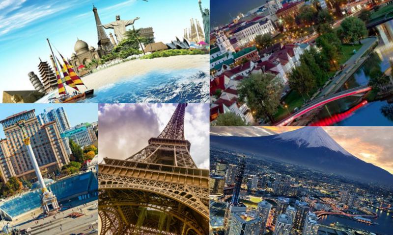 Dünya Turları ile Farklı Ülkeler Keşfedin