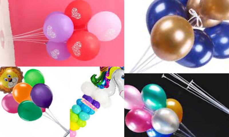 Balon Buketi Hazırlamak İçin Balon Standı