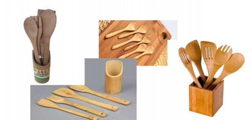 Bambu Kaşık Seti