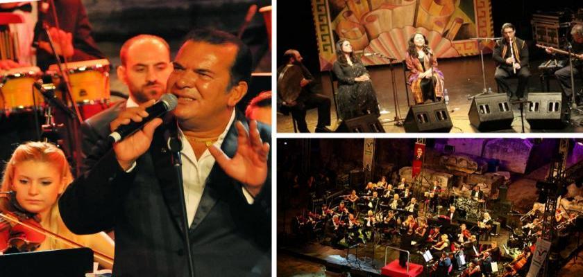 Ankara Dünya Müzikleri Festivaline Ev Sahipliği Yapıyor