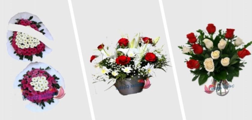 İnternetten Göndereceğiniz Çiçekler Solmuyor