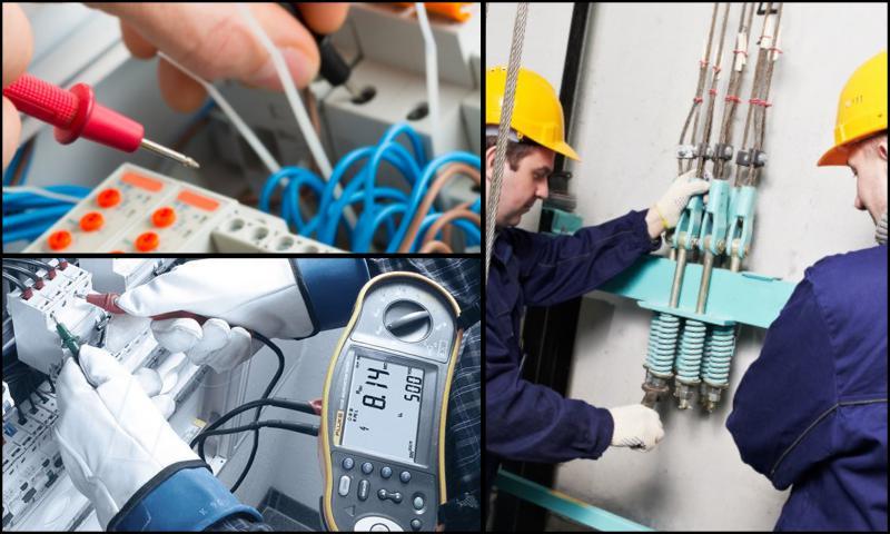 Elektrik Kontrolleri ve Ölçümler İçin Periyodik Muayene