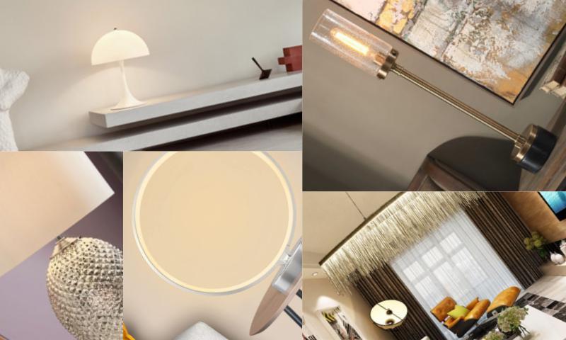 Mozaik Başucu lambaları İle Odanızın Atmosferini Değiştirin