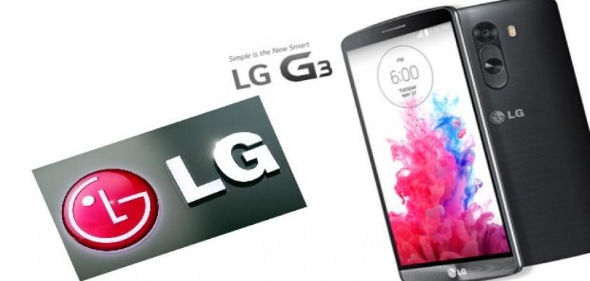 LG G3 Özellikleri Beklentileri Karşılar Mı?