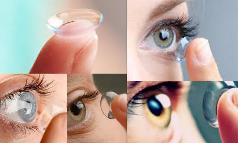Kontakt Lens Kullanımı Temizliği ve Bakımı