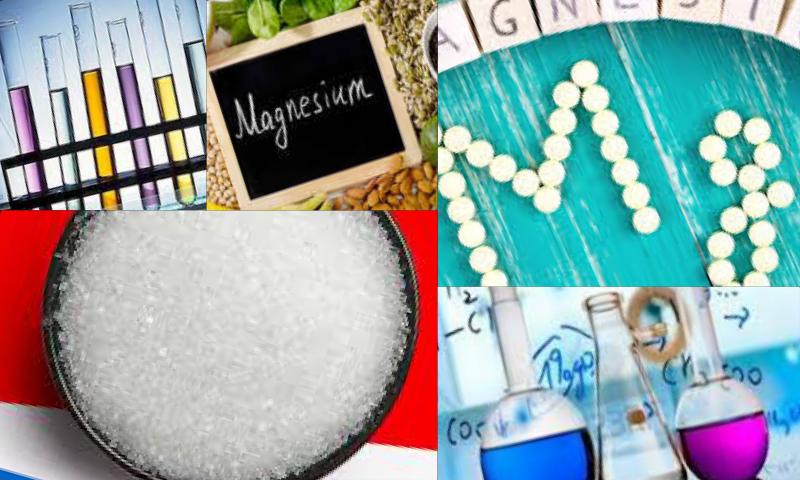 Magnezyum Sülfat Üretimi