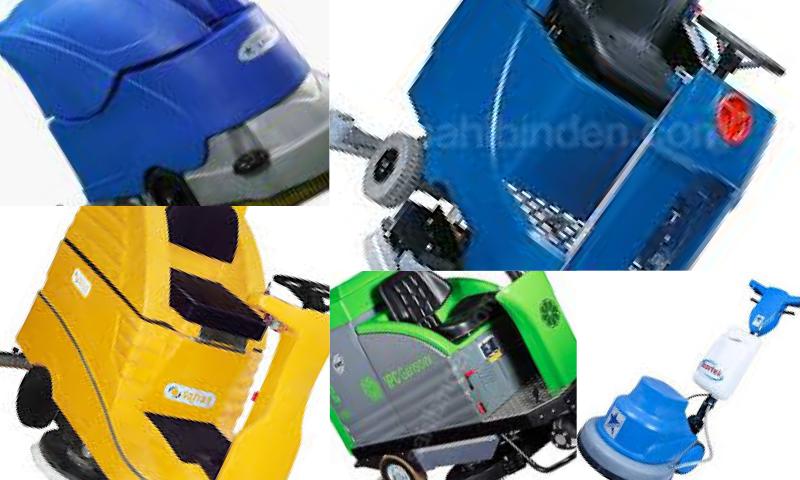 Zemin Temizliğinde Kullanılan Makinelerin Özellikleri