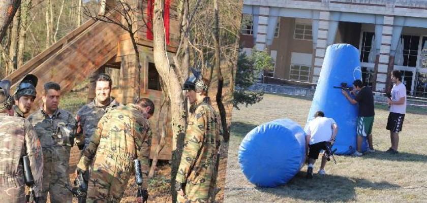Paintball Oyunları Nedir