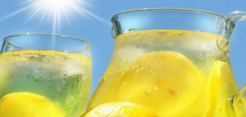 Ramazanda Susuzluğa Çare Limonata