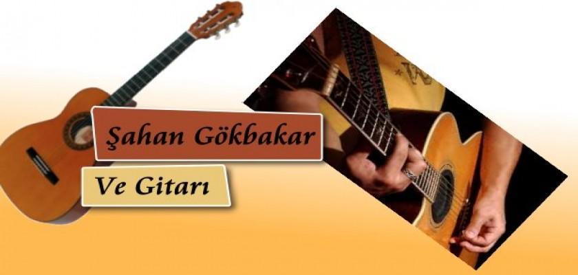 Şahan Gökbakar ve Gitarı