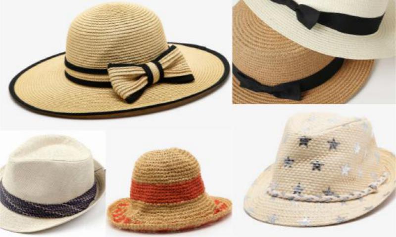 Kadın Yazlık Şapka Modelleri