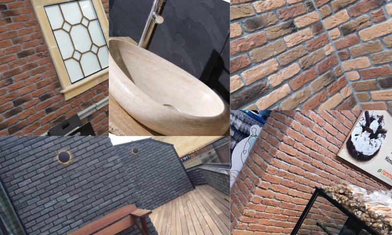 Dekoratif (Kültür) Taşlar Nerelerde Kullanılır