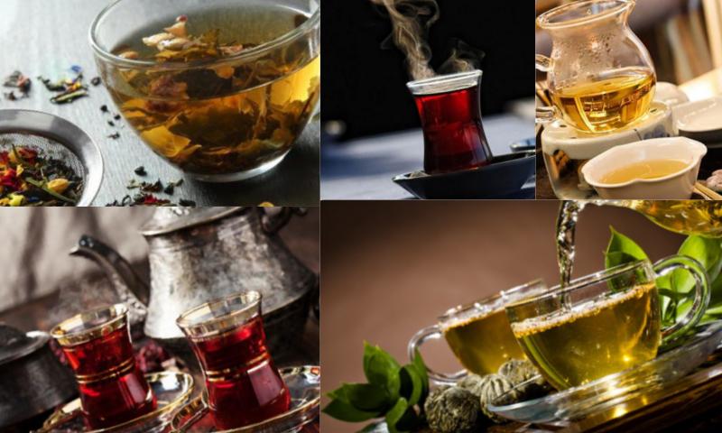 Mucizevi Çay Ve Faydaları