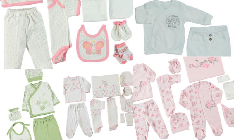 Yenidoğan Bebekler İçin Organik Ürünler