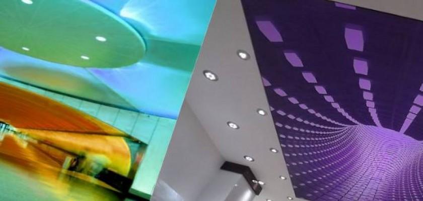 3 Boyutlu Gergi Tavanların Sistemleri Nedir